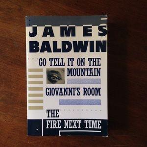 Three By James Baldwin